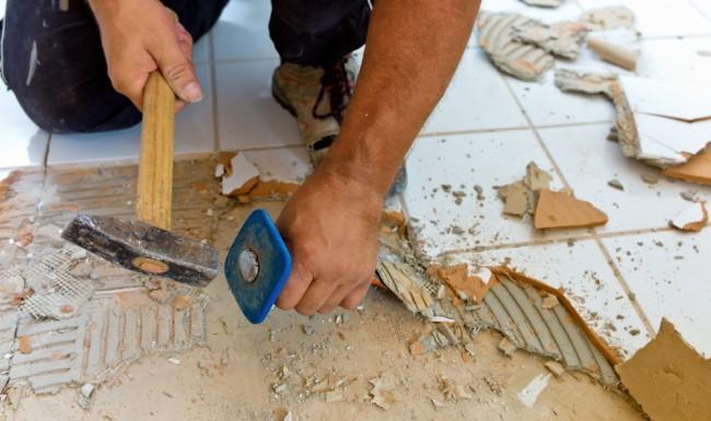 Rénovation carrelage La Baule Guérande Saint Nazaire